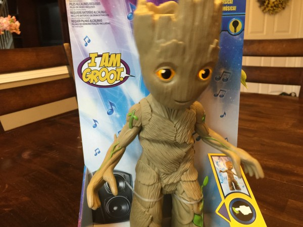 Guardian's of the Galaxy Dancing Groot Video Review