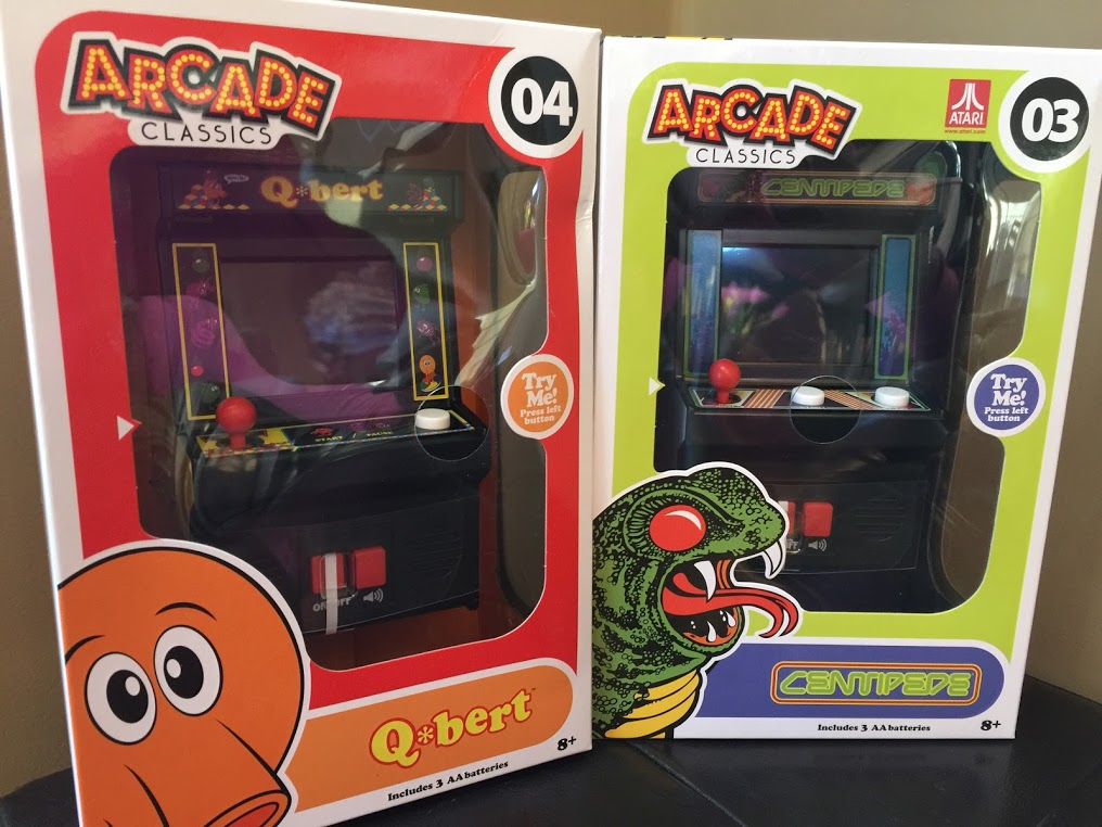 Awesome Cool Toys : Cool toys awesome mini arcade game classics fit fun