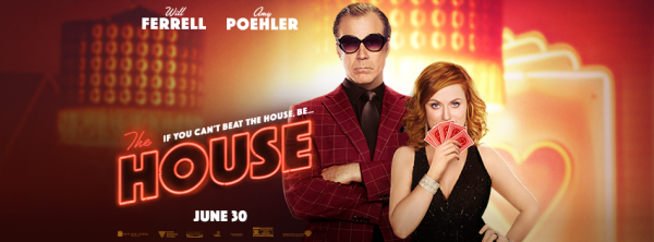 The House opens June 30th $50 Visa Gift Card Giveaway #TheHouseMovie