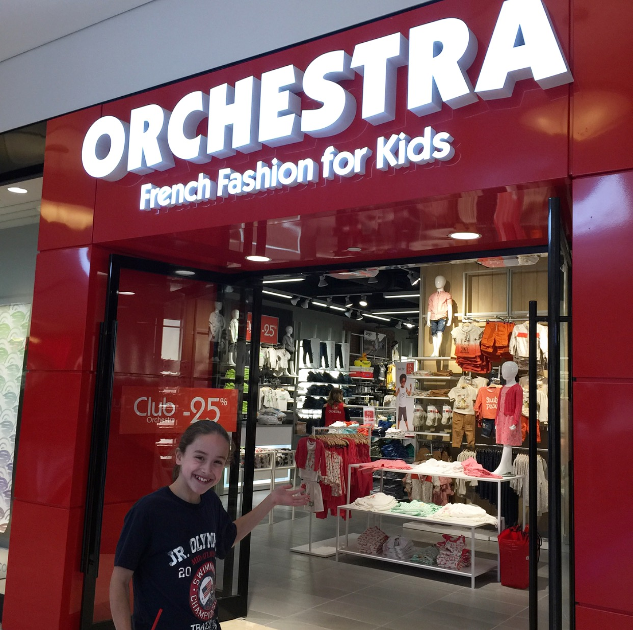 Orchestra Brings Stylish Fashion for Kids to King of Prussia Mall $50 Gift Card Giveaway