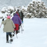 Family_Snowshoeing