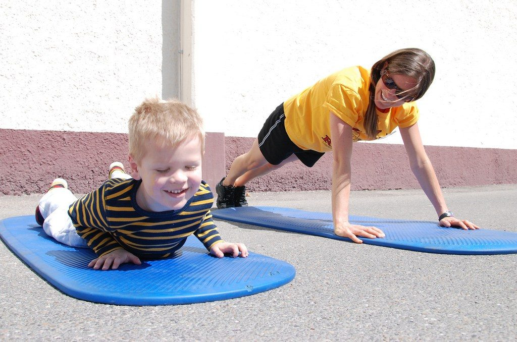 Simple, Fun Ideas for Family Fitness