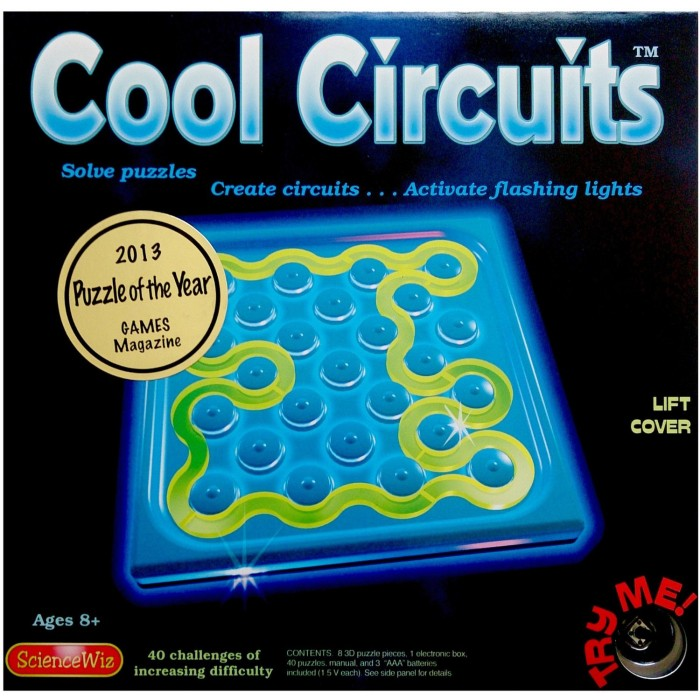 ScienceWiz: Cool Circuits