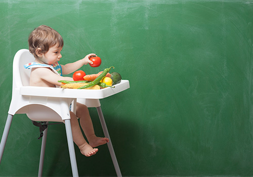Healthy Children Food Guide