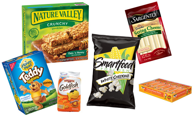 A Nutritionist Ranks Your Favorite School Lunch Snacks