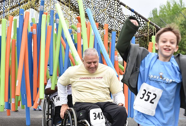 HappyFest is an all-ages all-abilities inclusive course being held in Calverton this weekend