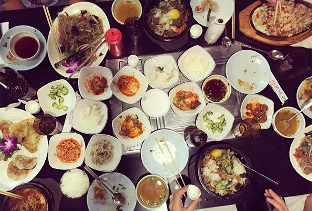 something for everyone at Koreatown's many eateries
