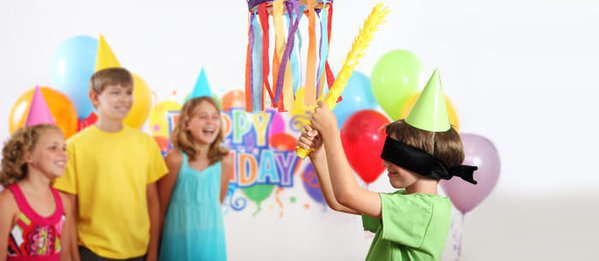 8 Easy Birthday Party Games for Kids
