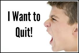When is it OK to let your kids quit an activity?