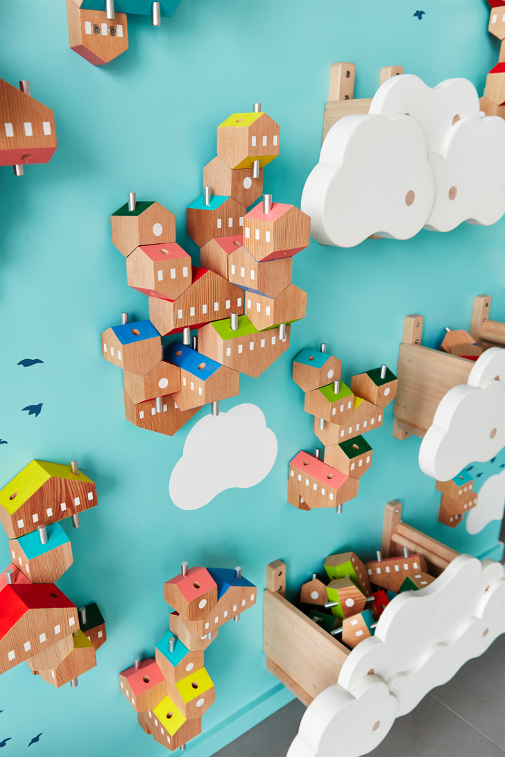 Sky Villages: Building in the Clouds
