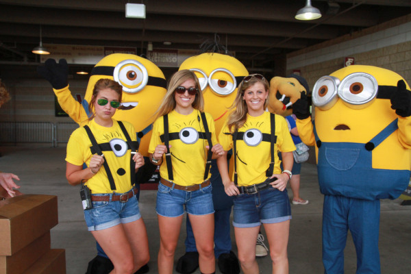 Minion Night Timber Rattlers