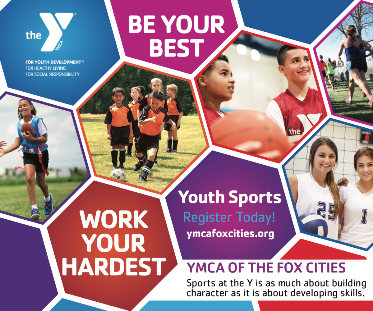 YMCA Fox Cites Youth Sports Programs