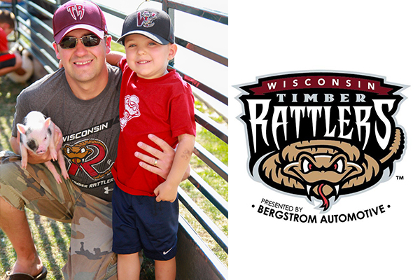 Timber Rattlers Family Nights