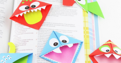 Several Perfect Paper Crafts for Kids