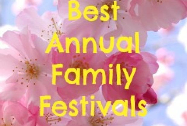 best free annual outdoor family festivals for kids