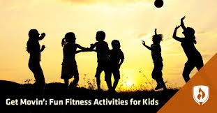 5 Enjoyable fitness activities for Children